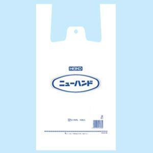レジ袋 ニューハンド (No.20 #6645701 HEIKO)100枚入り|iimono-ya