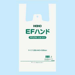 レジ袋 EFハンドナチュラル (3L #6645926 HEIKO)100枚入り iimono-ya
