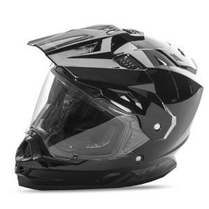 送料無料 FLY RACING TREKKER フライ トレッカー ヘルメット BLACK L PSCマーク付き正規輸入品|iimono-ya