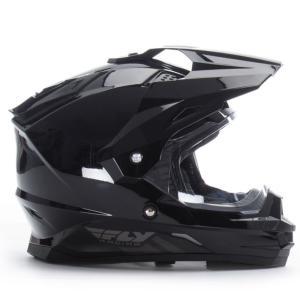 送料無料 FLY RACING TREKKER フライ トレッカー ヘルメット BLACK XL PSCマーク付き正規輸入品|iimono-ya|02