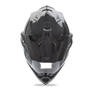 送料無料 FLY RACING TREKKER フライ トレッカー ヘルメット BLACK XL PSCマーク付き正規輸入品|iimono-ya|03
