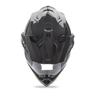 送料無料 FLY RACING TREKKER フライ トレッカー ヘルメット BLACK 2XL PSCマーク付き正規輸入品|iimono-ya|03