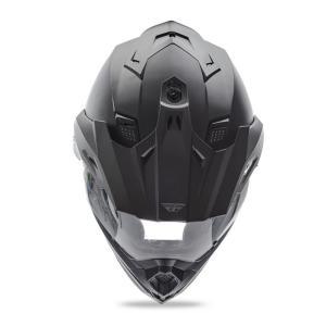 送料無料 FLY RACING TREKKER フライ トレッカー ヘルメット MATT BLACK XL PSCマーク付き正規輸入品|iimono-ya|03