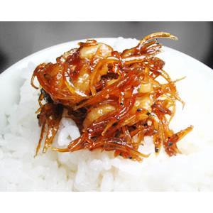 北海道産 生たき しらす くるみ in 佃煮 200g(極小ちりめん) ご当地グルメギフト|iimono-ya