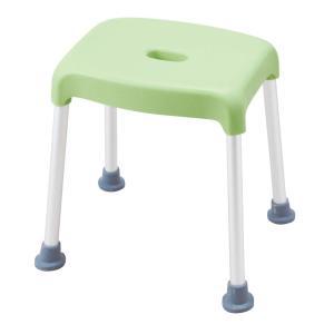 風呂いす38cm(組立式) バスチェア 足腰 汚れにくい|iimono-zakka