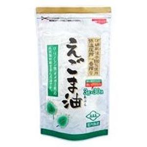 朝日 えごま油 3g×30包 iimonokenko