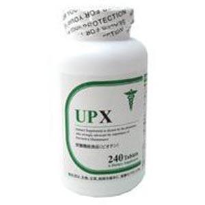 UPX(ウルトラプリベンティブX)マルチビタミン・ミネラル 240粒 【送料無料】|iimonokenko
