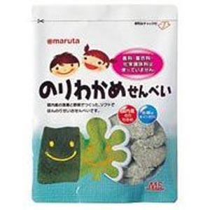 太田油脂 MSのりわかめせんべい×12袋セット|iimonokenko