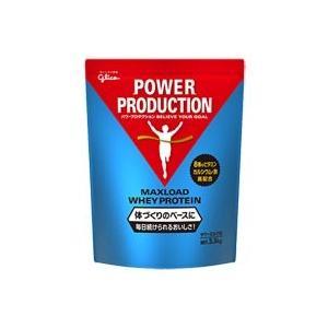 グリコ パワープロダクション MAXLOADホエイプロテイン サワーミルク風味 3.5kg 【送料無料】|iimonokenko