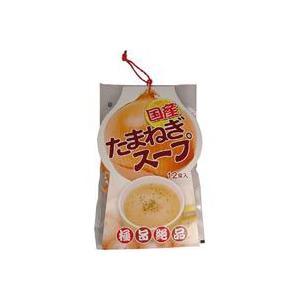 国産たまねぎスープ 12食入 iimonokenko