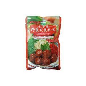 三育フーズ 中華風野菜大豆ボール iimonokenko