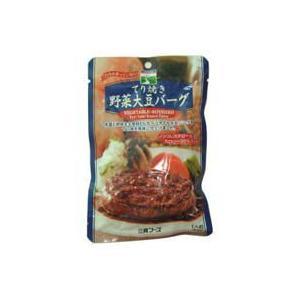 三育フーズ てり焼き野菜大豆バーグ iimonokenko