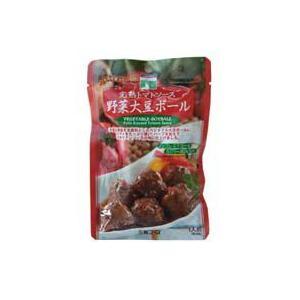 三育フーズ 完熟トマトソース野菜大豆ボール iimonokenko