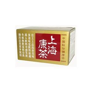 【厳選した16種類の野草を品質管理の行き届いた国内工場で製造】  「上海康茶」は、古来より伝わる中国...