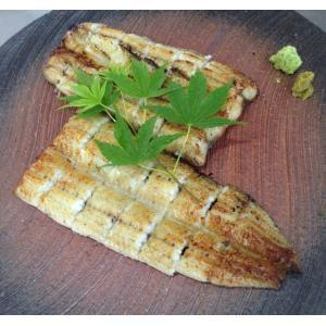 国産 共水うなぎの白焼真空パック 一匹分(110g)3枚 【うなぎ料理専門店せしも】