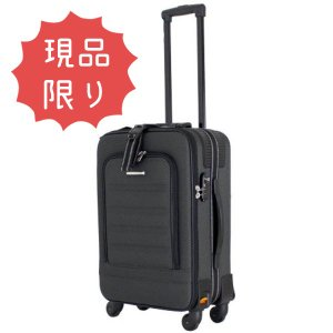 ★1台限り★ スーツケース ソフトフレーム  ブラック 38LESCAPE'S  シフレ  YU1801TSブラツク|iimonotown