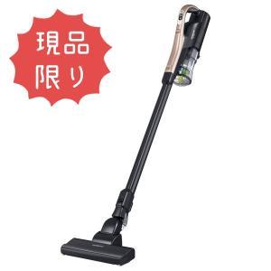 サイクロン式スティッククリーナー 充電式 シャンパンゴールド 掃除機  日立 HITACHI ラクかるスティック PV-BFL1-N|iimonotown