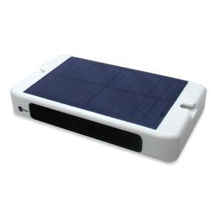 車載用ソーラー空気清浄機 CAR-AIR-CLN|iimonotown