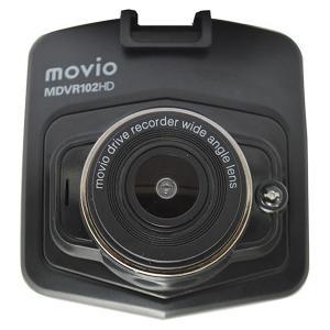 ディスプレイ搭載ドライブレコーダー ナガオカ NAGAOKA movio  MDVR102HD|iimonotown