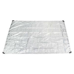 UVカット シルバーレジャーシート 180×180cm(2畳用) キャプテンスタッグ CAPTAIN STAG M-3350|iimonotown