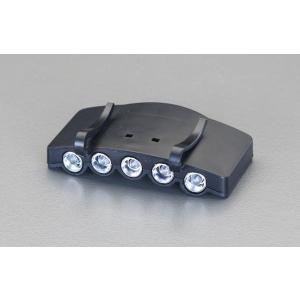 ESCO キャップライト LED [CR2032x2個] EA758CW-9A新品になります。   ...