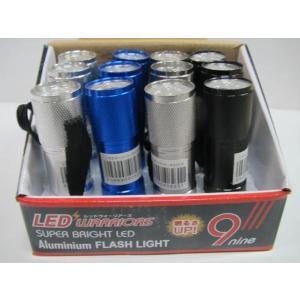マイスター レッドウォーリアーズ 9 LED 12個入 1箱セット