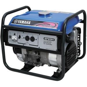 ヤマハ YAMAHA 発電機 60HZ EF23H 4サイクル エンジン オイル 電圧計 (Vメータ...