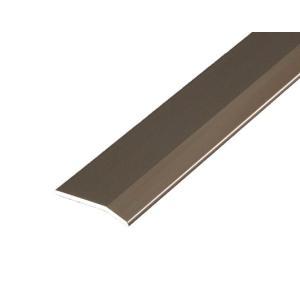####u.アシスト/Assist【20-112AGB-2 (2m)】床金物 への字押え アルミ製 穴有 ブロンズ仕上げの画像
