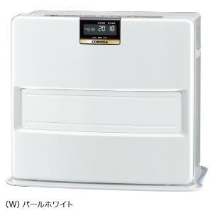###コロナ 暖房機器【FH-VX6719BY(W)】石油ファンヒーター VXシリーズ 大型タイプ パールホワイト 木造17畳・コンクリート24畳まで|iisakura39