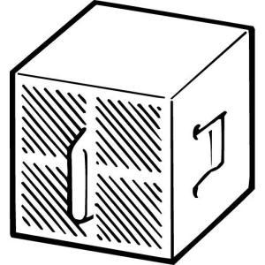 ▽INAX シャワートイレ用部品【CWA-29】セピオライト脱臭カートリッジ|iisakura39