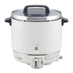 ψパロマ 業務用ガス炊飯器【PR-403S】6.7合〜22.2合