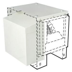 三菱 換気扇 システム部材【PS-30CVR】 屋外設置用カバー
