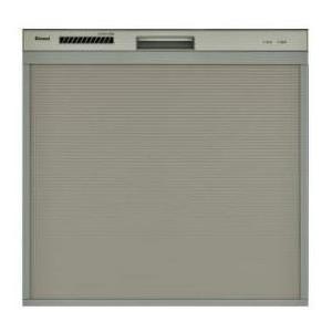 ###▽リンナイ 食器洗い乾燥機【RSW-C402C-SV】シルバー スライドオープンタイプ|iisakura39