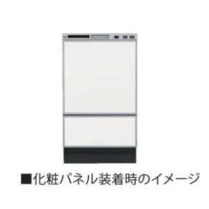 リンナイ 食器洗い乾燥機 オプション【KWP-F402P-W】(ホワイト) フロントオープンタイプ用 化粧パネルセット 表面:光沢|iisakura39