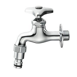 ∠三栄水栓/SANEI 水栓金具【Y306V-13】散水用横水栓 iisakura39