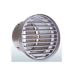換気扇西邦工業ベントキャップ  SVD125TSC