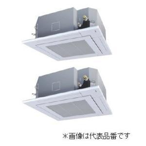 業務用エアコン 東芝 4方向天井カセット形 同時ツイン AUSB22437X AUSB22437X