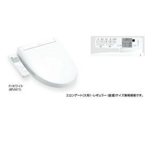 TOTO ウォシュレットP【TCF587】便器洗浄なし 腰掛便器全般対応 便ふたあり iisakura39