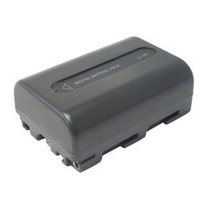 ソニー(SONY) NP-FM30 / NP-FM50 / NP-QM50 互換バッテリー