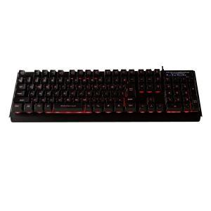 【Gaming Goods】BitTradeOne BFKB108ILBK イルミネーションゲーミングキーボード デスイルミネーター|iiyama-pc
