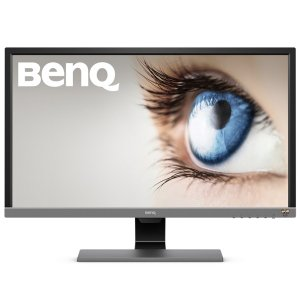 BenQ EL2870U 4K対応 27.9インチ 液晶ディスプレイ  1ms高速応答 4K HDR...