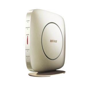 バッファロー WSR-2533DHP2-CG 無線LANルーター シャンパンゴールド IEEE 802.11ac対応|iiyama-pc