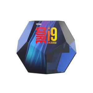 インテル Core i9 9900K BOX (BX80684I99900K) CPU 第9世代イン...