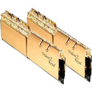 G.SKILL F4-4600C18D-16GTRG [DDR4-4600/8GB x2枚] デスク...