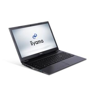 iiyama ノートPC STYLE∞ [Core i7-8700/8GB メモリ/250GB M.2 SSD/15.6インチ] 3年保証 STYLE-15FH039-i7-UHSXM|iiyama-pc