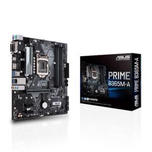 ASUS PRIME B365M-A [MicroATX/LGA1151/B365] B365チップ...