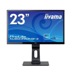 iiyama XUB2390HS-B4 23型ワイドフルHD液晶ディスプレイ [23W/AH-IPS...