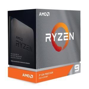 新製品 AMD Ryzen 9 3950X BOX パワフルな16コア・デスクトップ・プロセッサー ...