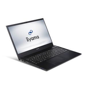 [Office Personal]iiyama STYLE∞ ノートPC STYLE-15FH050-i5-UHFXM [15.6型フルHD/Windows 10 Home/Core i5-10210U/8GB メモリ/500GB M.2 SSD/DVDマルチ]|iiyama-pc