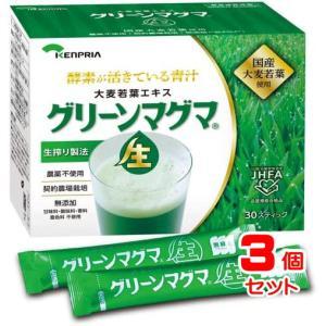 グリーンマグマ 30包×3箱セット(+6包おまけ) 送料無料※北海道・沖縄除く